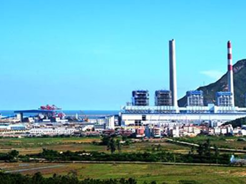 国华奥电台山发电厂