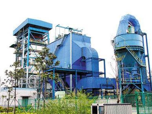 泰国PTA电厂