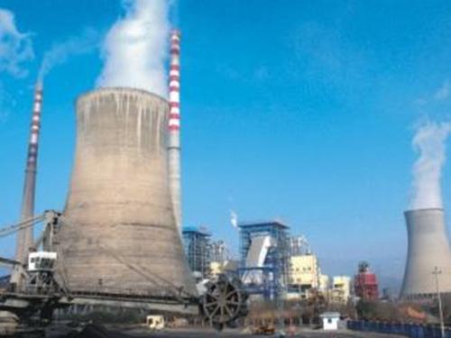 四川巴蜀江油燃煤电厂